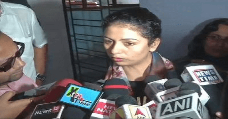 hasin jahan attacked media person