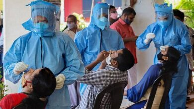 Photo of COVID updates:- For the first time Coronavirus cases crosses 10,000 in Kerala
